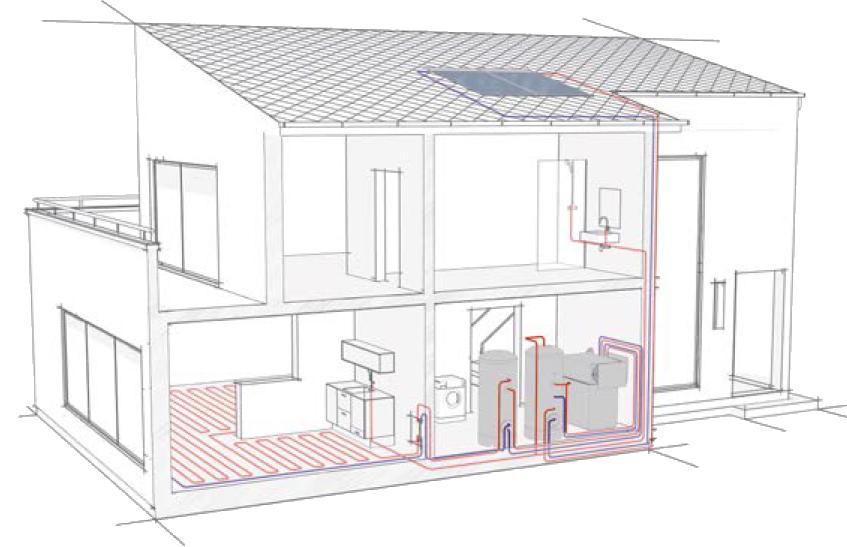 Energielösung Stromspeicher